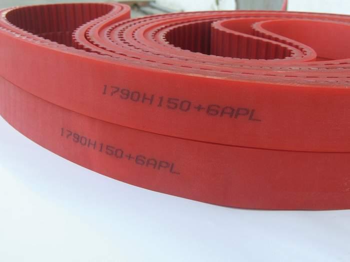 陶瓷包装机专用皮带 38.1H+6APL环带无驳口ok1