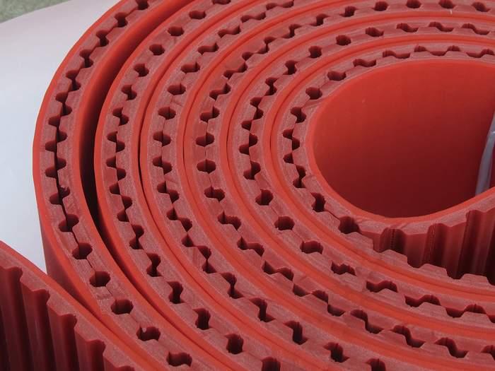 陶瓷干磨或湿磨机专用皮带 150AT20-12580+3APL环带ok1
